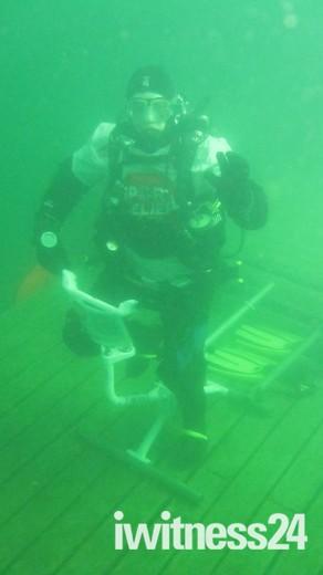 Underwater Mile