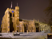 Winter Photographs of Hitchin
