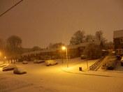 Stevenage street at 6 in morning