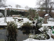Snow stevenage 5th dec 2012
