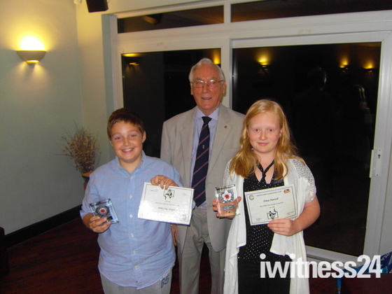 Royston Basketball Club Awards Evening