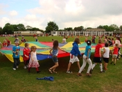 Longmeadow Primary School Diamond Jubilee Lunch