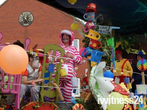 Portishead carnival  18th June 2016