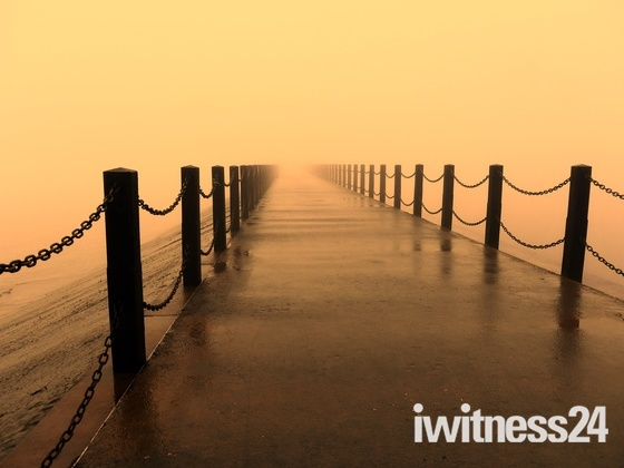 Misty Weston morning..