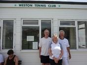 Tennis Open Day.