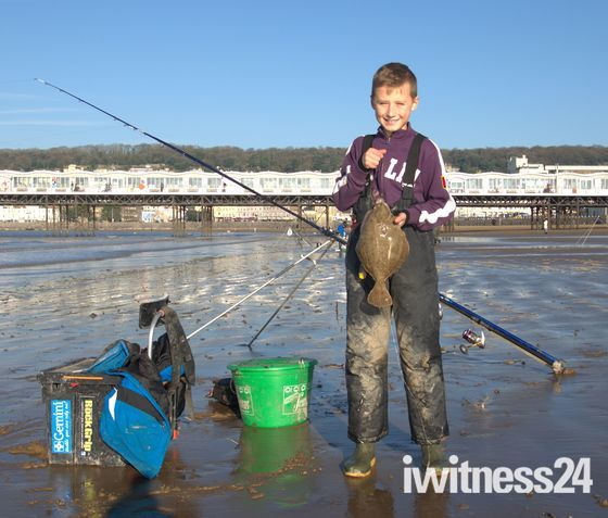 Weston Sea Angling Contest