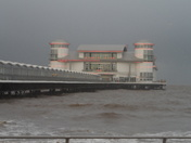 Weston Super Mare High Tide
