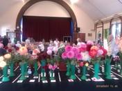 Rainham flower show