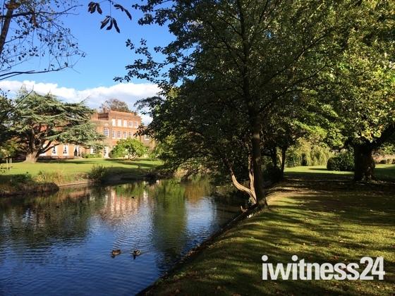 Walk round Sunny Langtons