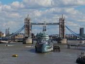 Various Views of London sights