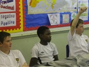 Show Racism the Red Card at Eastbrook School