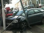 CAR CRASH - SEVEN KINGS HIGH ROAD