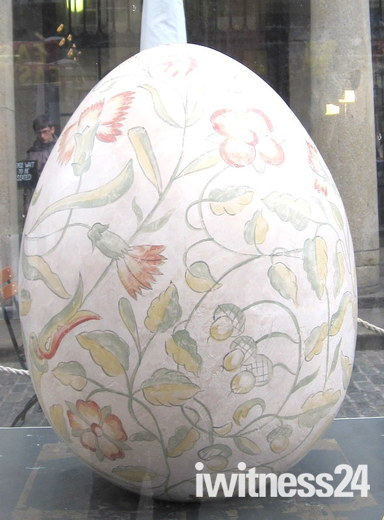 FABERGE EGGS - THE END