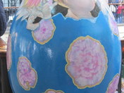 FABERGE EGG HUNT LONDON  some big.. some small...