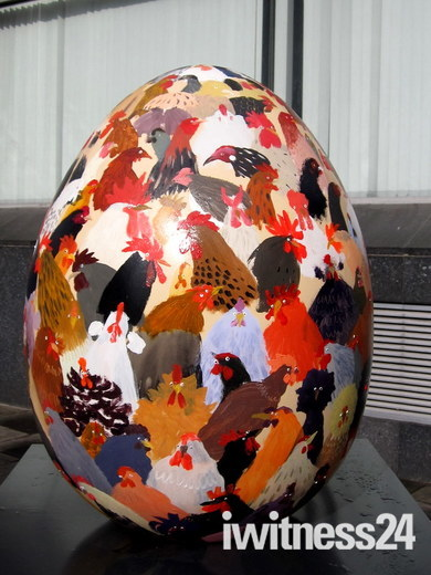 PART 2 - FABERGE EGG HUNT IN LONDON