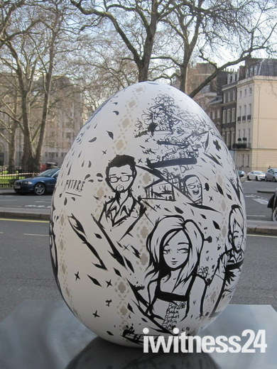 THE FABERGE EGG HUNT - NEW DAY BYHICKS VS MARCELINA