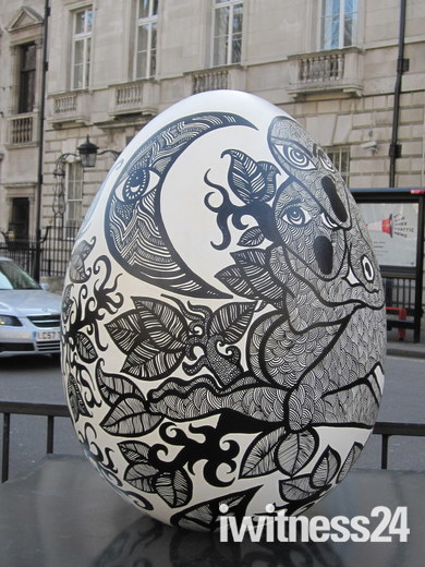THE FABERGE EGG HUNT - REBIRTH BY LEYLA