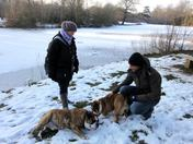 JAS 'PARKLIFE' - Valentines and Wanstead Park