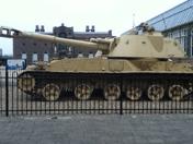 Tank at Greenwich