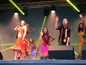Diwali, The Festival of lights, is being celebrated in Trafalgar Square, London