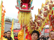 Chinese New Year parade in London