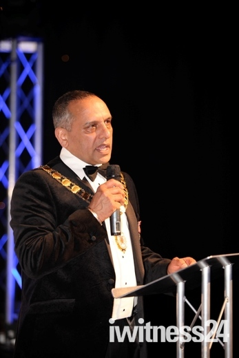 Mayors of Dartford's Charity Ball