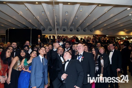 Mayors of Dartford's Charity Ball