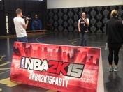 NBA2K15 Launch Party London
