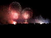 Fireworks display closes London 2012 Olympic Games