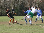 Barking FC U 17's