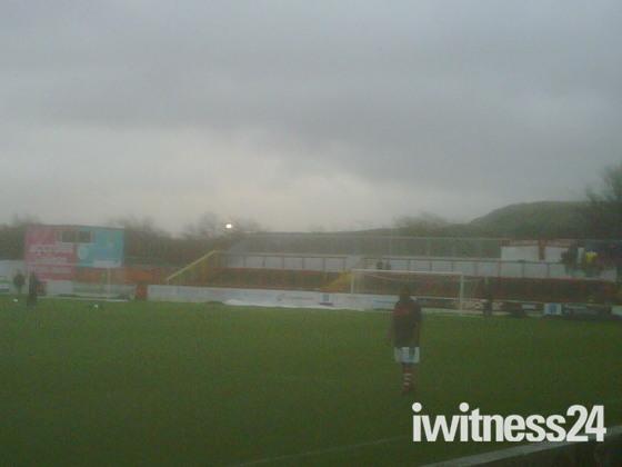 Accrington Stanley v Dagenham & Redbridge