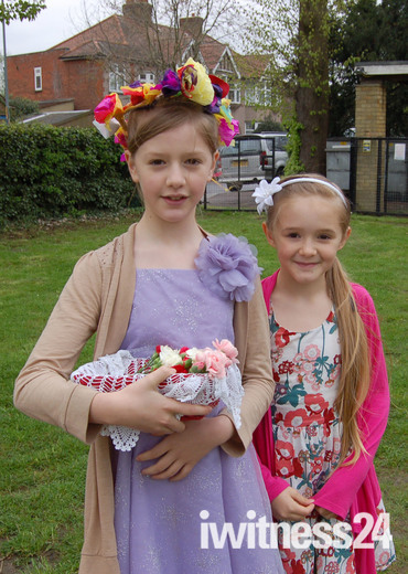St. Peter's Aldborough Hatch - May Day Fete