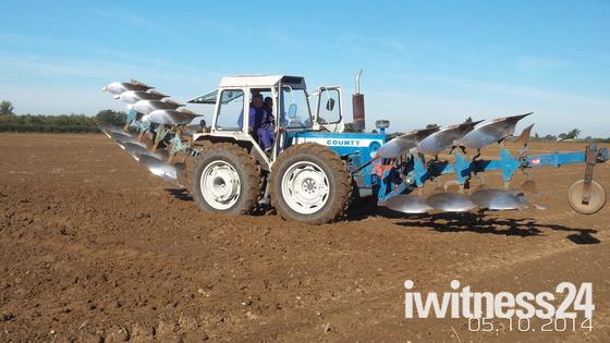 Bucklesham Plough Day 2014
