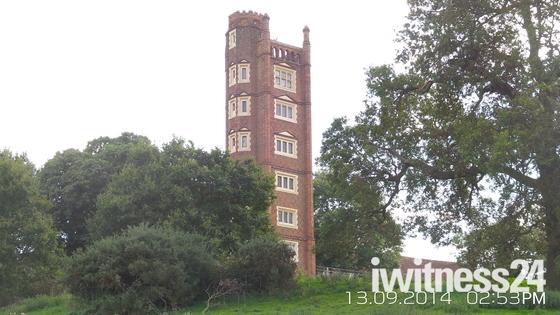Elizabethan Six Storey Tower at Freston