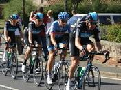 Tour of Britain, KOM start