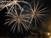 Starry Starry Night, Fireworks over Ipswich Docks at the ipswich Maritime Festiv