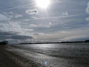 A Winter Walk along Nacton Shores