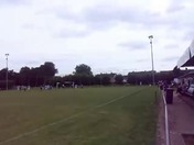 Long Melford wonder goal