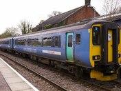 Greater Anglia DMU