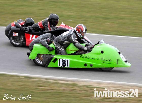 Derby Phoenix  club Snetterton Sunday 31-3-13