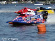 Oulton Broad power boats
