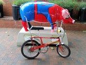 Chopper Spider Pig by Garry Catchpole