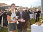 Victorious Ipswich Rugby Club U17's