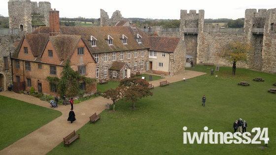 A Halloween Trip to Framlingham Castle