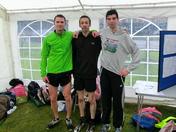 Ipswich Harriers Senior Mens Cross Country Team