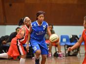 Ipswich Basketball U16 Bobcats vs Newham