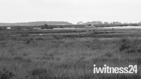 Morston in Black and White