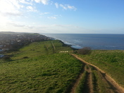 View From Beeston Hill