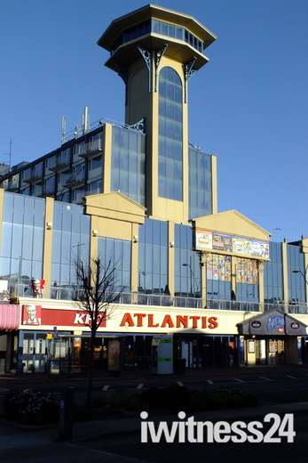 Oasis Tower. Great Yarmouth.