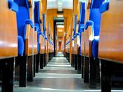 Poppy line seats